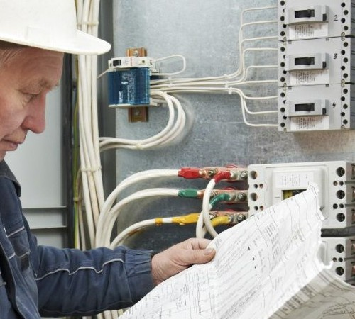 industrial electrical services including automation undertaken by qualified and experienced staff